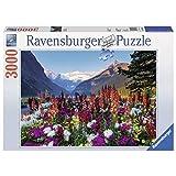 Ravensburger Flowery Mountains Puzzle (3000-Piece)