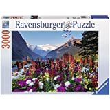 Ravensburger Flowery Mountains Puzzle (3000-Piece)