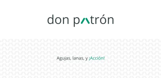 Amazon.com: donpatron - Patrones punto: Appstore for Android
