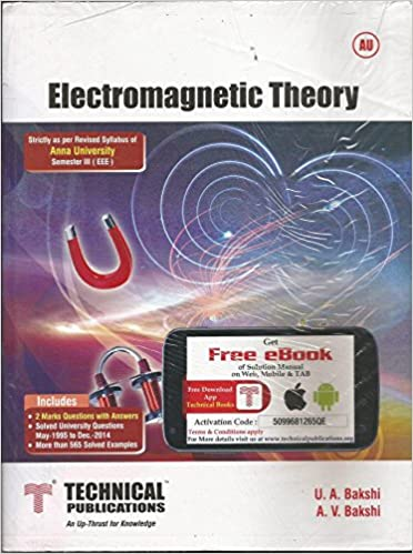 Electromagnetic Theory By Bakshi Pdf