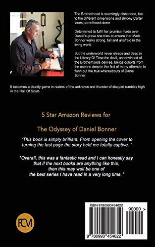 Hall-Of-Souls-Volume-2-The-Odyssey-Of-Daniel-Bonner-Paperback--21-Nov-2015