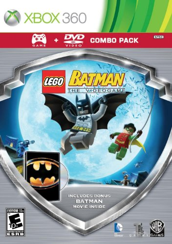 LEGO Batman - Silver Shield Combo