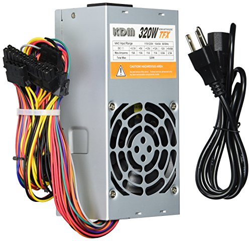 KDMPOWER KDM-MTFX9320C New 320W TFX Power Supply by KDMPOWER