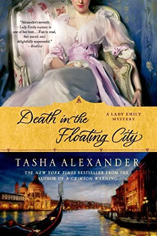 book cover of Death in the Floating City