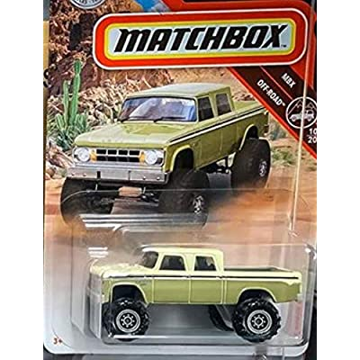 Matchbox \'68 Dodge D-200: Toys & Games [5Bkhe1004556]