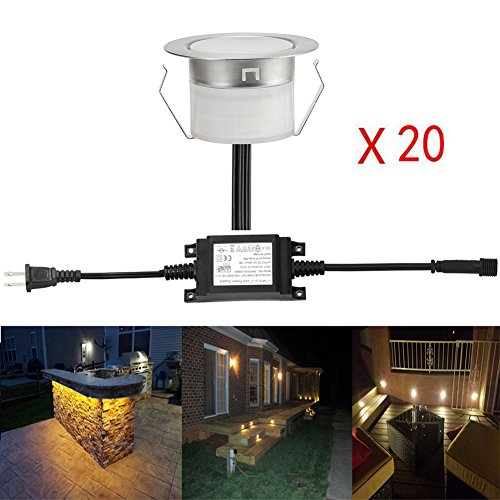 Stainless Steel Garden Lights Low Voltage