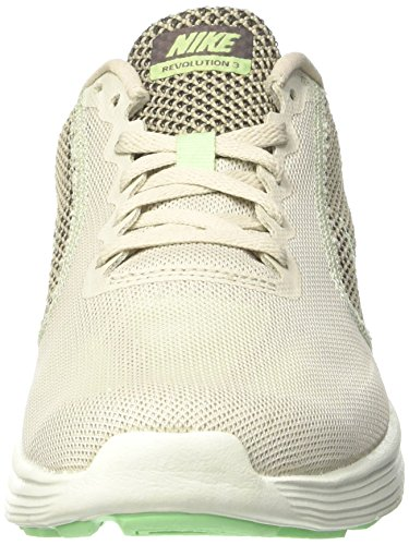 Nike 819303 Zapatillas, Mujer, Varios colores (Light Bone / Fresh Mint / Midnight Fog), 39 EU (5.5 UK)