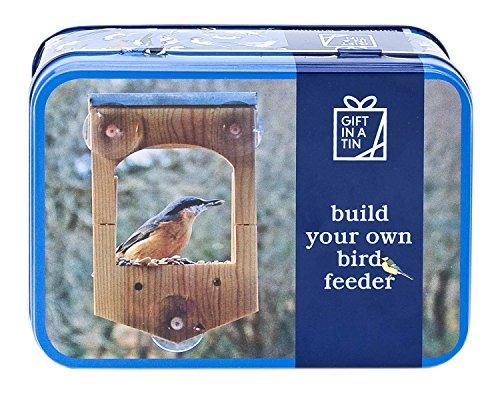 Build Your Own Bird Feeder Kit In A Tin