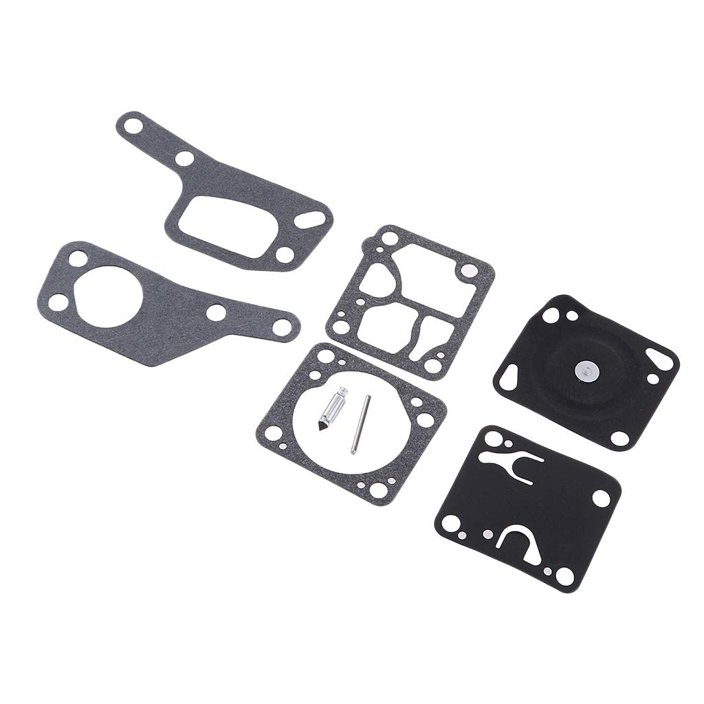 Sharplace Kit de Reconstruction Carburateur K1-mdc McCulloch Power Mac 6 Kit Joint Et Membrane