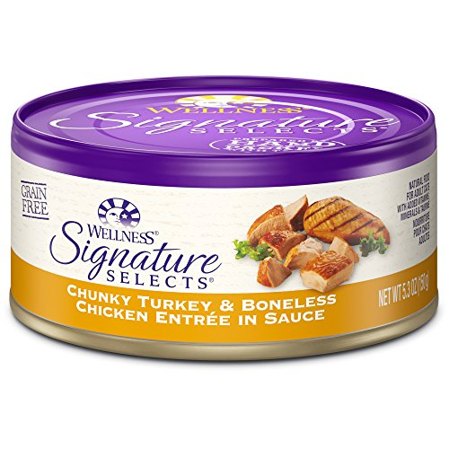Wellness Signature Natural Food 5 3 Ounce product image