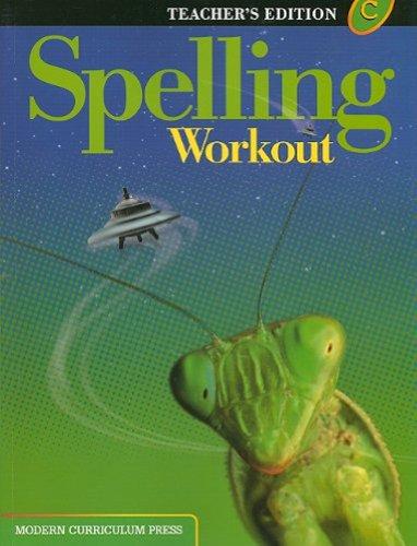 Best spelling workout c teachers