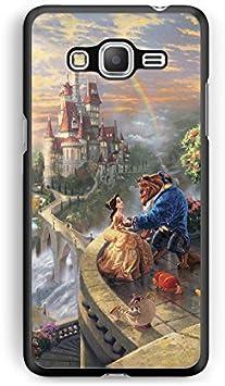 Coque Samsung Galaxy J5 2016 La belle et la bete Disney Chateau ...