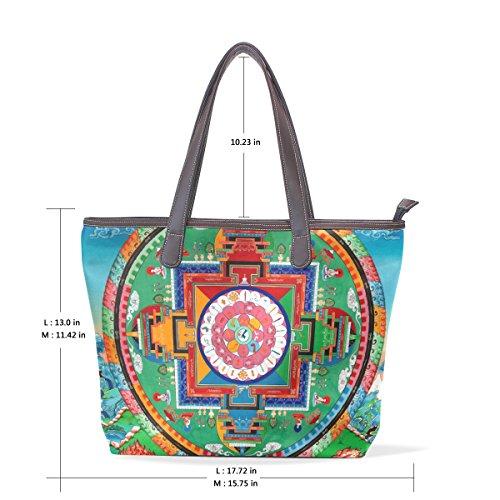 Buddhist Monk Bag Pattern - 7
