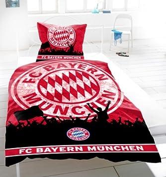 Fc Bayern Biber Bettwäsche Fans Amazonde Sport Freizeit