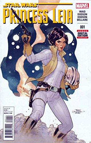 Princess Leia #1 (2015) Regular Terry Dodson