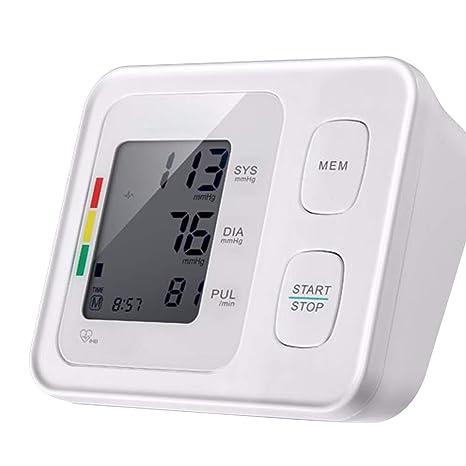 LWY Monitor De Presión, Monitor De Presión Arterial del Brazo Superior, Monitor De Ritmo