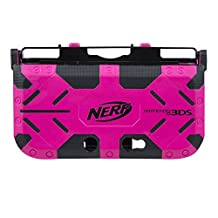 PDP Nerf Armor for New 3DS XL - Pink - Nintendo 3DS