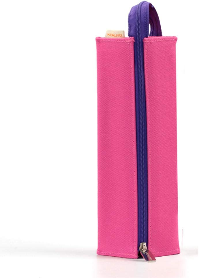Estuche para lápices, soporte para lápices de cubo casero con gran capacidad de papelería práctica para estudiantes, estuche para lienzo portátil expandible, multicapa de gran capacidad de nylon con: Amazon.es: Hogar