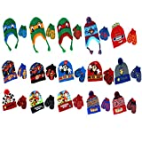 Disney Nickelodeon Boys Girls Hat and Mittens Set (Toddler/Little Kid)