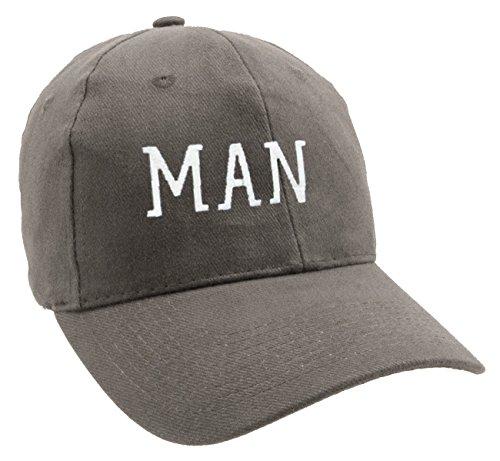 Protective Adjustable Plain Baseball Cap Charcoal ()