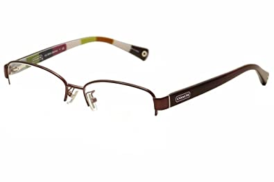 0654d26a67ee Amazon.com: Coach Bettie Eyeglasses HC5004 9032 Purple Demo Lens 53 ...
