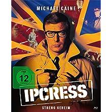 Ipcress - Streng geheim (Mediabook, 2 Blu-rays + 1 Bonus-DVD) (Blu-ray)