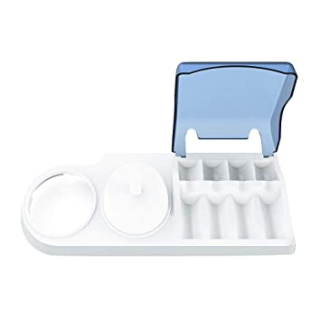 Lsgepavilion Home - Soporte para Cepillo de Dientes eléctrico de baño para Oral B, 1