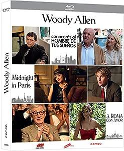 Pack Woody Allen [DVD]: Amazon.es: Josh Brolin, Anthony Hopkins ...