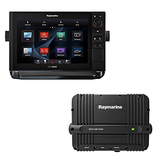 "Raymarine Es128 12.1"" Combo Wi-Fi W/chirp/downvison™"
