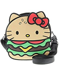 Hello Kitty Crossbody Bag: Hamburger