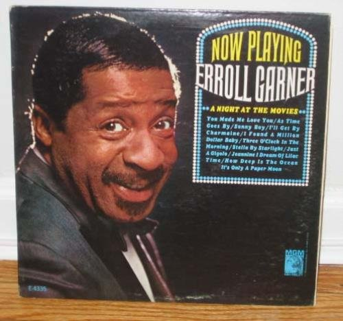 Cent Booklet (Erroll Garner: Now Playing... A Night At The Movies (Includes 4 Page Illustrated Booklet With Notes) [VINYL LP] [MONO])