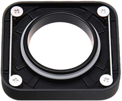 Black ParaPace Replacement Protective Lens /& Side Door for GoPro Hero 7 6 5 Black Action Camera Accessories
