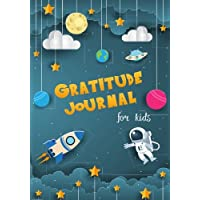 Gratitude Journal for Kids: Boy Space Theme 90 Days Daily Writing Today I am grateful for... Children Happiness Notebook
