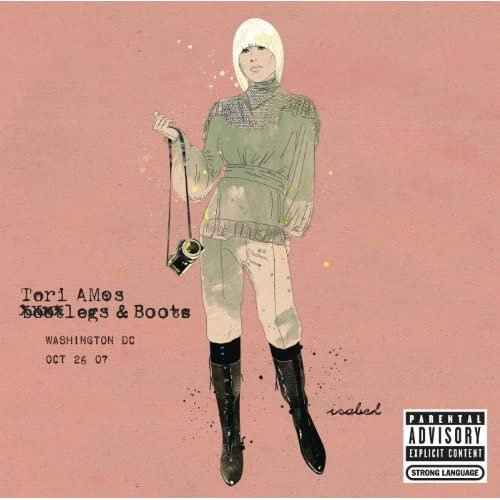 Legs and Boots: Washington, DC - October 26, 2007 [Explicit]