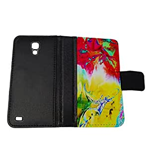 Dragon Battle - Samsung Galaxy S4 Wallet Case