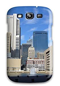 New Style Valerie Lyn Miller Dallas City Premium Tpu Cover Case For Galaxy S3
