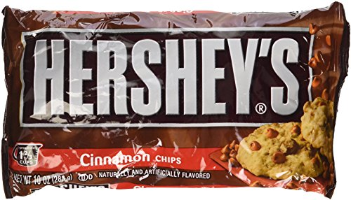 Hershey's Cinnamon Baking Chips - 10 oz - 2 pk by HERSHEY'S