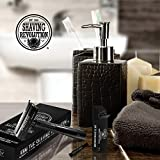 Double Edge Safety Razor - Butterfly Open Razor