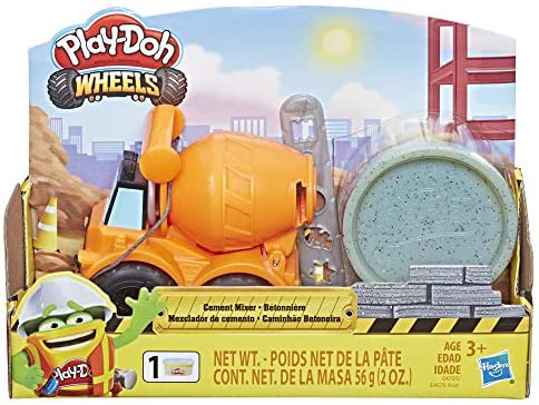 Play Doh Non Toxic Colored Buildin Compound product image
