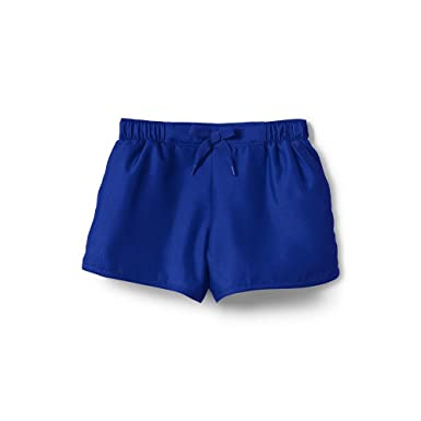 b1cd1dfde2ce Amazon.com  Lands  End Toddler Girls Swim Shorts