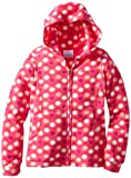 Columbia Big Girls'  Explorers Delight Printed Hoodie