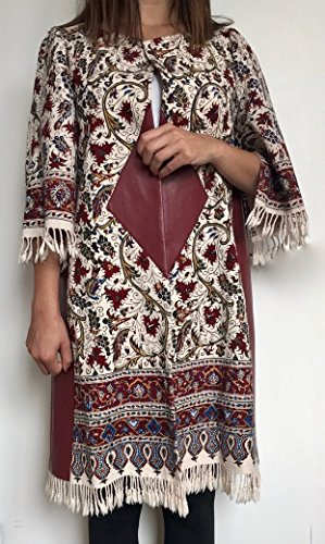 women coat by Shaghayegh Tafreshi Fashion House