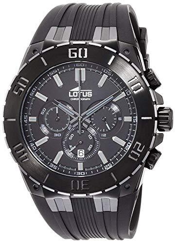 LOTUS Watch Quartz 15803/11J Men's [Regular Imported Goods]