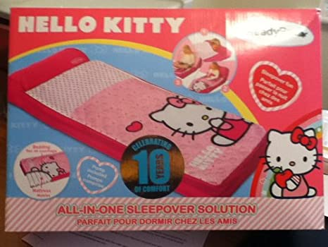 Cama Hinchable Hello Kitty: Amazon.es: Bebé