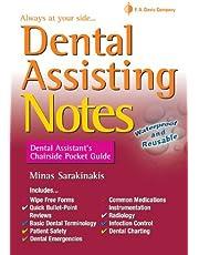 Dental Assisting Notes: Dental Assistant's Chairside Pocket Guide