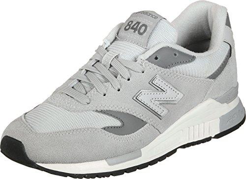 Nye Balance Ml840 Mænd Sneaker, Grå / Hvid
