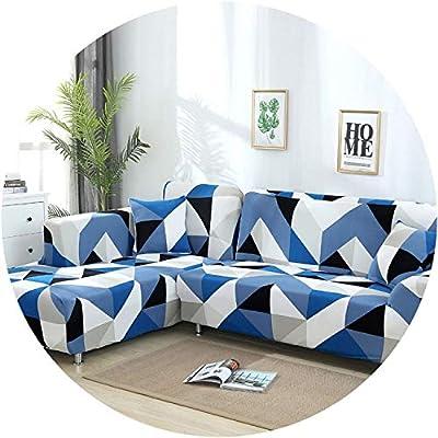 Amazon.com: better-caress Spandex Sofa Cover Stretch ...