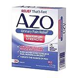 AZO Urinary Pain Relief Maximum Strength | Fast