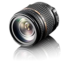 Tamron 104B008E AF 18-270mm f/3.5-6.3 Di II VC PZD LD Aspherical IF Macro Zoom Lens with Built in Motor for Canon DSLR Cameras