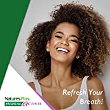 NaturesPlus Herbal Actives Optifresh Breath Gels